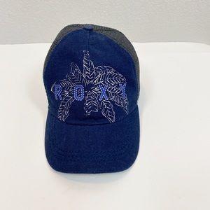 Roxy Flax & Linen Blend Hat